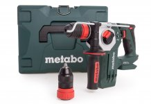 Аккумуляторный перфоратор Metabo KHA 18 LTX BL 24 Quick Каркас (600211840)