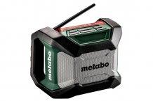 Аккумуляторный радиоприемник Metabo R 12-18 (600776850)