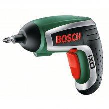 Аккумуляторный шуруповерт Bosch IXO IV Upgrade basic (0603981020)