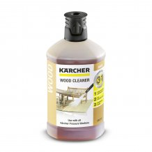 Средство для очистки древесины Karcher Plug-n-Clean 3-в-1, 1 л (6.295-757.0)