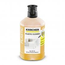 Средство для очистки пластика Karcher 3-в-1, 1 л (6.295-758.0)