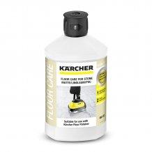 Средство для ухода за матовым камнем/линолеумом/ПВХ Karcher, 1 л