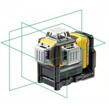 Лазерный нивелир с зеленым лучем DeWalt DCE089D1G без аккумуляторов и зарядного устройства