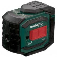 Точечный лазерный нивелир Metabo PL 5-30 606164000