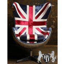 Кресло Grand Devon Egg Aviator Edition British