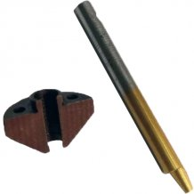 Пуансон и матрица для вырубных ножниц Титан, Темп, Makita