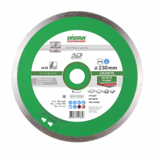 Алмазный диск DISTAR 1A1R 230х1,6х10х25,4 Granite