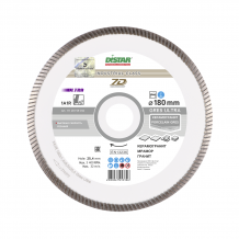 Алмазный диск DISTAR 1A1R 180х1,4/1,0х8,5х25,4 Gres Ultra