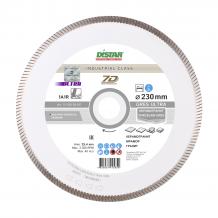 Алмазный диск DISTAR 1A1R 230х1,6/1,2х8,5х25,4 Gres Ultra