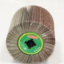 Щетка из шлифовальных листов Krohn 120x100, P320 (200911044)