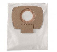Мешки для пылесоса Metabo20л\30л(ASA 25 L PC, ASA 30 L Inox) нетканый материал(630296000)