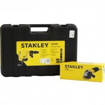 Отбойный молоток SDS-Max STANLEY STHM10K + Угловая шлифмашина STANLEY STGS7125