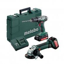 Комплект Metabo Combo Set 2.4.3 18 V