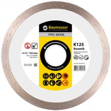 Алмазный диск 1A1R 115x1,4x8x22,23 Baumesser Keramik (91315095009)