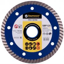 Алмазный диск Turbo 125x2,2x8x22,23 Baumesser Stahlbeton PRO (90215080010)