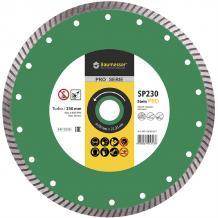 Алмазный диск Turbo 230х2,6х9х22,23 Baumesser Stein Pro (90215082017)