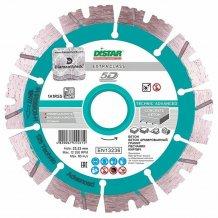 Алмазный диск отрезной по бетону Distar 1A1RSS/C3 150x2,3/1,5x11x22,23-12-HIT Technic Advanced (14315347012)