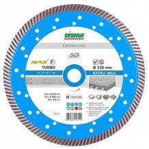 Алмазный диск отрезной по бетону Distar Turbo 232x2,5x12x22,23 Extra Max (10115027018)