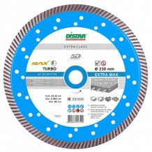 Алмазный диск DISTAR Turbo 232х2,5х12х22,23 Eхtra Maх (10115027018)
