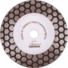 Алмазная чашка Distar DGM-S 100/M14 Hard Ceramics 60 (17483524005)