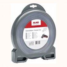 Леска для мотокосы AL-KO квадратная 2,7 мм х 15 м (113498)