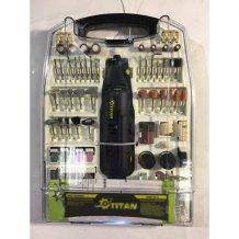 Бормашина/гравер (с гибким валом) TITAN BBM16234