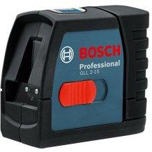 Лазерный нивелир Bosch GLL 2-15 (0601063701)