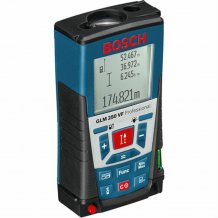 Лазерный дальномер Bosch GLM 250 VF Professional (r3601K72100)