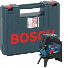 Лазерный нивелир Bosch GCL 2-15 + RM1 + кейс