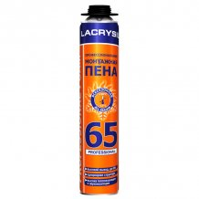 Пена монтажная Lacrysil Pro 65 800 мл