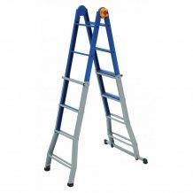 Лестница шарнирная ELKOP B 45 FS стальная, 1723 мм (38179)
