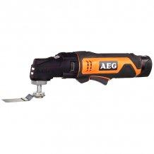 Многофункциональный аккумуляторный инструмент AEG BWS 12 C Kit2 -151 B (4935427031)