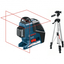 Лазерный нивелир Bosch GLL 2-80 P + BS 150 (0601063205)