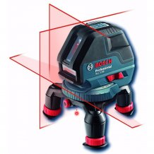 Лазерный нивелир Bosch GLL 3-50 + L-BOXX