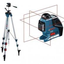 Лазерный нивелир Bosch GLL 3-80 P + BT 250