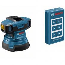 Лазерный нивелир BOSCH GSL 2 Professional + ДУ 0601064001