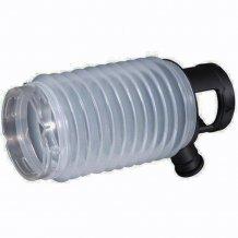 Пылесборник пружинный для Makita HR2300, HR2610,HR2611F, HR2630, HR2631F, HR2641, DHR242, DHR280, DHR282, HR2650, HR2651 (195173-3)
