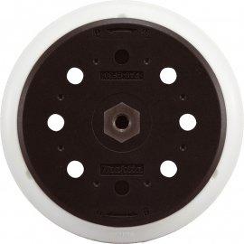 Резиновая шлифовальная подошва мягкая 150 мм к BO6050 Makita (197314-7)