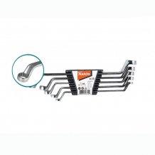 Набор ключей накидных 5 шт (8x9,10x11,12x13,14x15,18x19мм) Makita (B-65551)