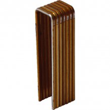 Скобы 11х28 мм для AT1150A Makita (P-75100)