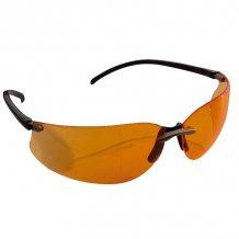 Оранжевые защитные очки Makita P-66363
