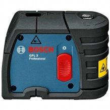 Точечный лазерный нивелир Bosch GPL 3