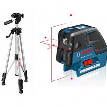 Лазерный нивелир Bosch GCL 25 + BS 150 (0601066B01)