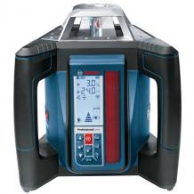 Ротационный лазер Bosch GRL 500 HV + LR 50