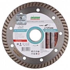 Алмазный диск DISTAR 1A1R Turbo 125х2,2х8х22,23
