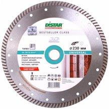 Алмазный диск DISTAR 1A1RSS/С3 230х2,6/1,8х10х22,23-16