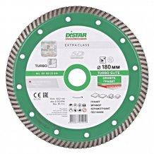 Алмазный диск DISTAR Turbo 180х2,4х9х22,23 Elite