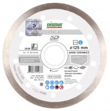 Алмазный диск DISTAR 1A1R 125х1,4/1,0х8х22,23 Hard ceramics
