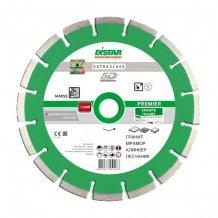 Алмазный диск DISTAR 1A1RSS/C3-W 230х2,6/1,8х22,23-16 APR 38х2,6х8+2 R 105 Premier