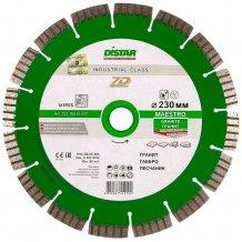 Алмазный диск DISTAR 1A1RSS/C3-W 230х2,6/1,8х22,23-16 ARPS 38х2,6х10+2 R103 Maestro